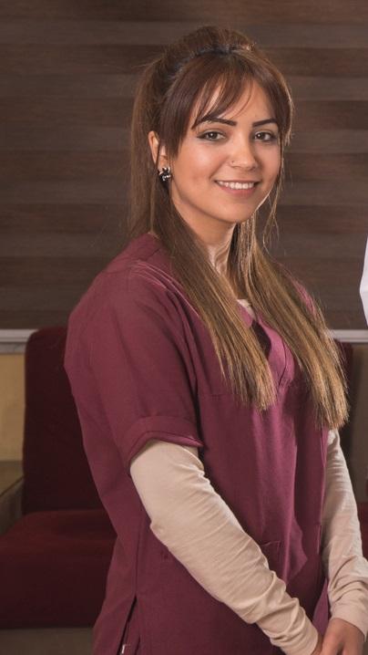 meet our team - Haneen Abdeh